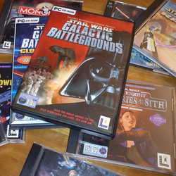 Sun Tzu Games - Different Starwars Games