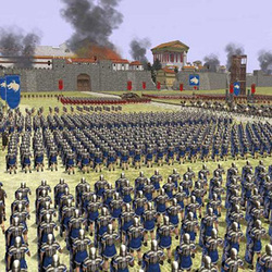 Sun Tzu Games - Rome Total War