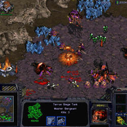 Sun Tzu Games - Starcraft Brood War